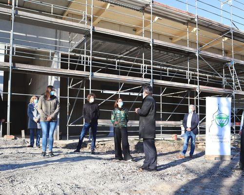 Richtfest für das Großbauprojekt des VfL Herrenberg