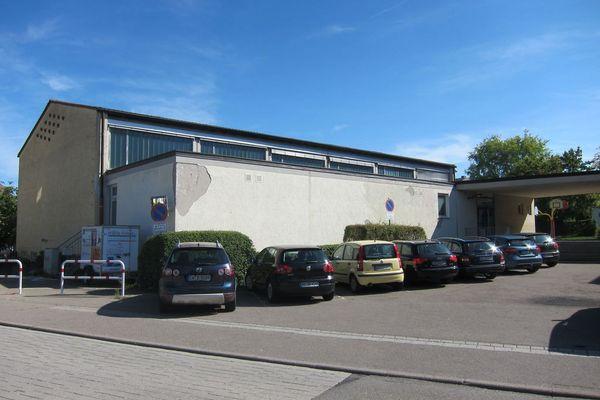 Albert-Schweitzer-Halle